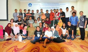 Rembuk komunitas Baca 2014 di Yogyakarta
