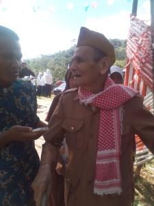 Pak Mahdi Veteran Sukawangi
