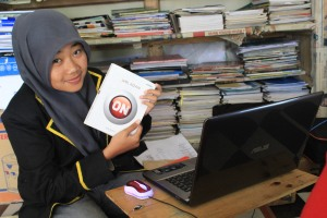 Rifa dan Buku 'ON'