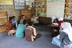 Musyawarah Pemilihan Ketua JPeGS Komunitas Ngejah
