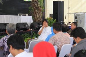 Diskusi Literasi bersama Gol A Gong
