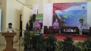 Sambutan Bupati Garut, Rudi Gunawan, pada kegiatan Safari Gerakan Nasional Gemar Membaca