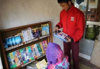 Pojok Baca Sundabakti