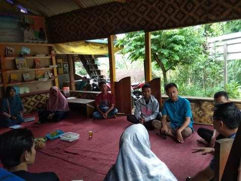 penerima beasiswa LPDP S2 dan S3 Komunitas Ngejah